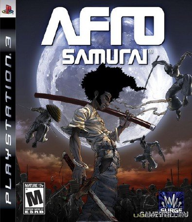 Afro Samurai (2009/PlayStation3/ENG)