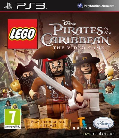 LEGO Pirates of the Caribbean: The Video Game (2011/PS3/ENG)