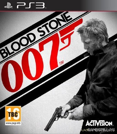 James Bond 007: Blood Stone (2010/PS3/ENG/RUS)