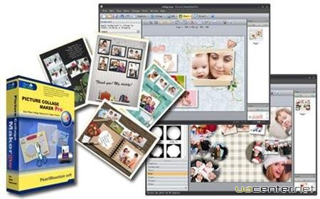 Picture Collage Maker Pro 3.0.5 build 3432 (2011)