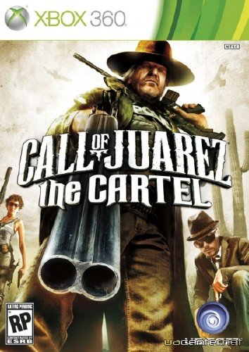 Call of Juarez: The Cartel (2011/RUS/ENG/XBOX360/RF)
