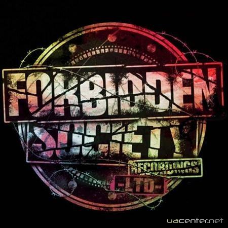 Forbidden Society, Katharsys - Destiny Eden / Lords of the Steel / The Smasher (2011)