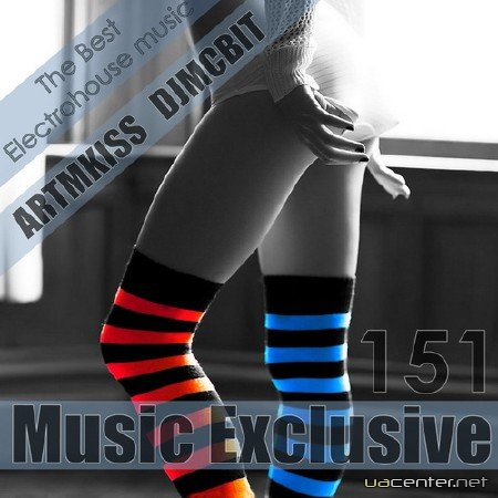 Music Exclusive from DjmcBiT vol.151 (18.07.11) MP3
