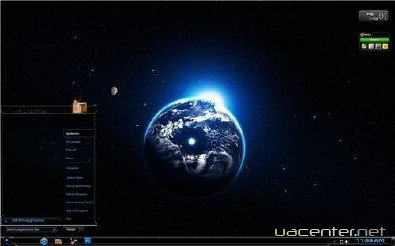 My Earth Theme for Windows 7