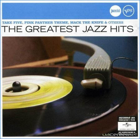 The Greatest Jazz Hits (2006)