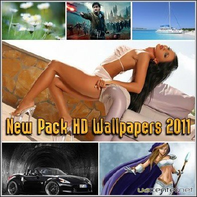 New Pack HD Wallpapers 2011
