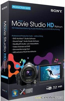 Sony Vegas Movie Studio HD Platinum 11.0.231 RePack (2011)