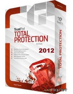 TrustPort Total Protection 2012 12.0.0.4792 Final (2011)