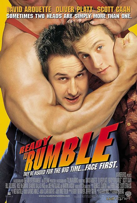 До бою готові / Ready to Rumble (2000) DVDRip