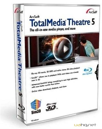 Arcsoft TotalMedia Theatre 5.0.1.113 Final (2011)