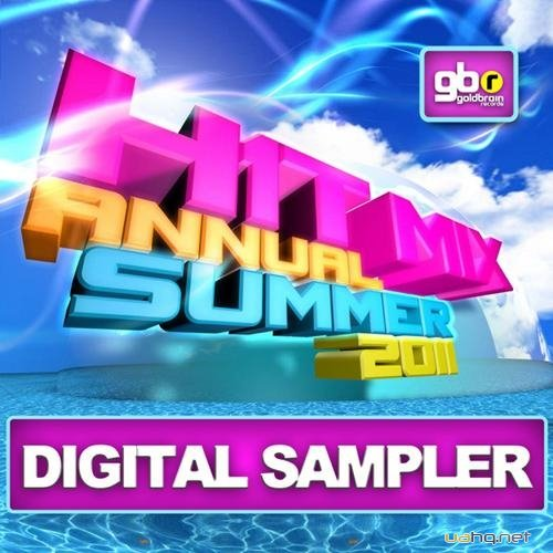 H1T Mix Annual Summer 2011 - Digital Sampler (2011)