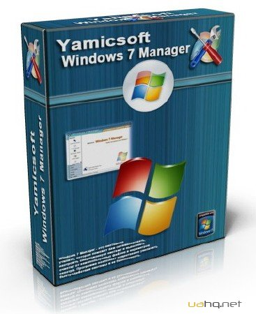 Windows 7 Manager 2.1.7 Final (2011) PC