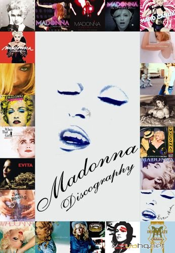 Madonna - Discography (1983 - 2009)