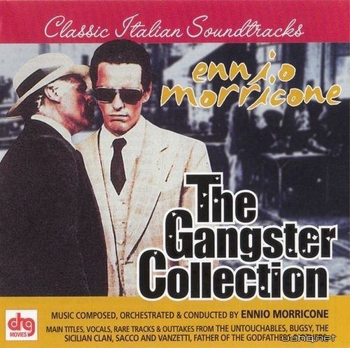 Ennio Morricone - The Gangster Collection 2CD (1999)