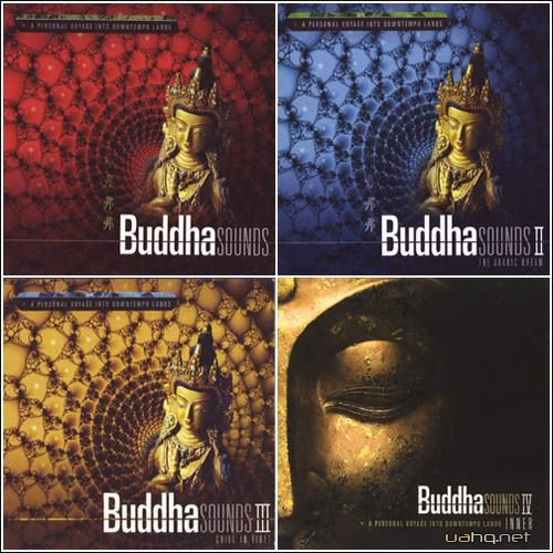 Buddha Sounds. Collection 4CD (2002-2007)