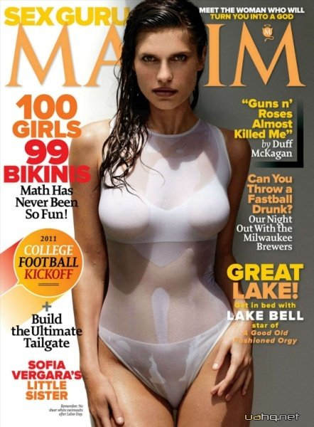 Maxim #9 (september 2011 / USA)