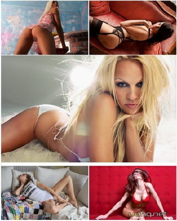 Wallpapers Sexy Girls Pack № 343