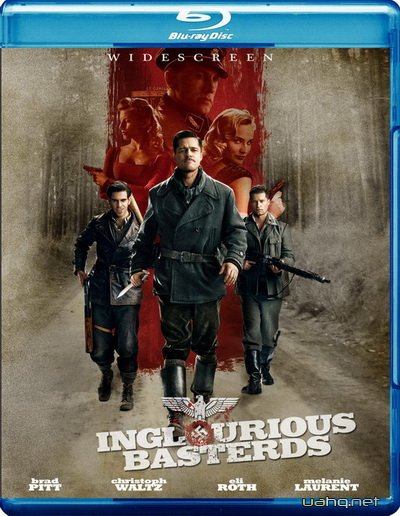 Безславні виродки / Inglourious Basterds (2009) Blu-ray/Remux/BDRip 1080p/720p/DVD9/BDRip-AVC
