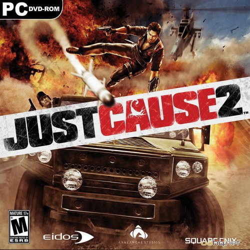 Just Cause 2. Collector's Edition (2010/RUS/RePack by Ulatek)