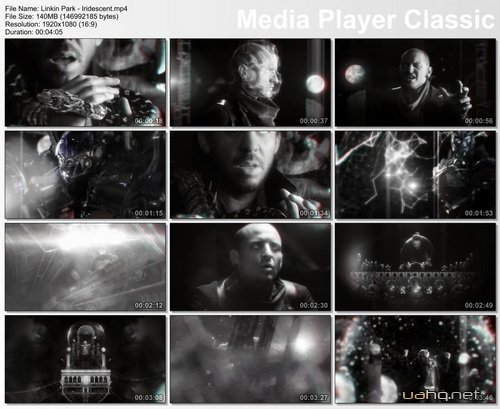 Linkin Park - Iridescent (Full HD 2011)