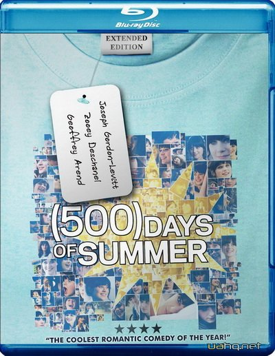 500 днів літа / (500) Days of Summer (2009) Blu-ray + Remux + BDRip 1080p/720p + DVD9 + BDRip-AVC