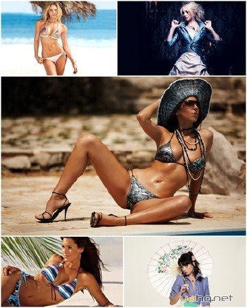 Wallpapers Sexy Girls Pack № 345