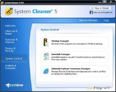 Pointstone System Cleaner v5.94 i