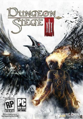 Dungeon Siege III Update 1 (2011/RUS/RePack by R.G.T-G)