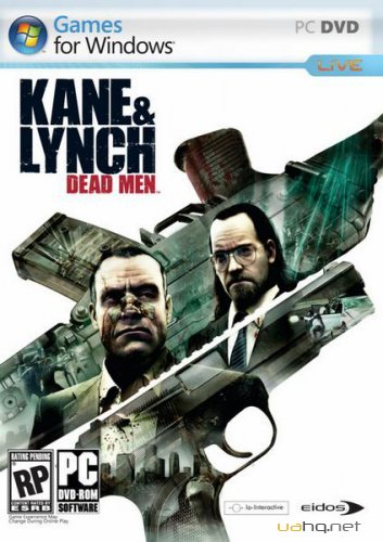 Kane and Lynch: Dead Men (2007/RUS/RePack by R.G. Modern)