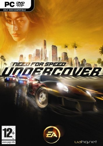 Need For Speed: Undercover (2008/RUS/RePack by R.G.Best-Torrent)