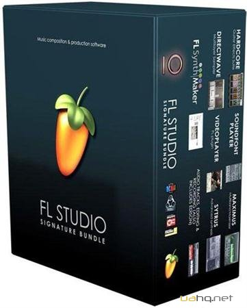 FL Studio 10.0.2 Producer Edition + Deckadance + Plugins RePack RUS (2011)