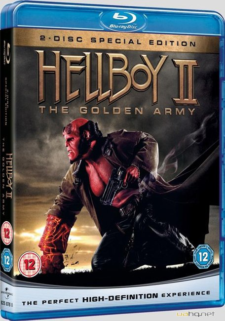 Хеллбой II: Золота армія / Hellboy II: The Golden Army (2008) Blu-ray + 1080p + 720p + DVD + HDRip