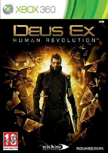 Deus Ex: Human Revolution (2011/RUS/XBOX360/RUSSOUND)