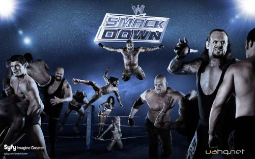 WWE Friday Night Smackdown! (2011) HDTVRip