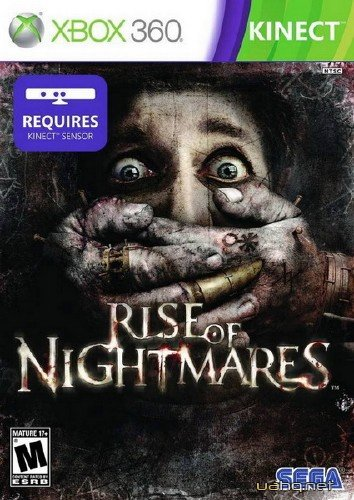 Rise of Nightmares (2011/RF/JTAG/ENG/XBOX360)