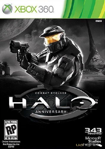 Halo Combat Evolved Anniversary (2011/ENG/XBOX360/RF)