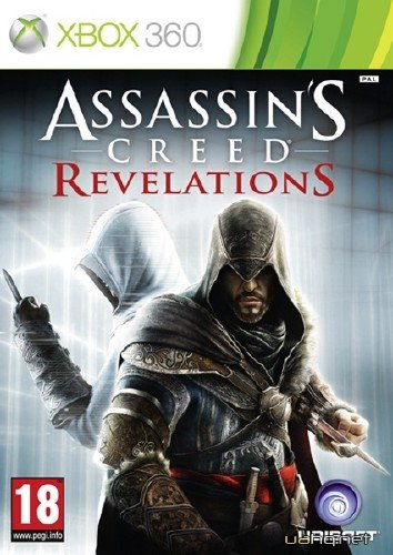 Assassin's Creed: Revelations (2011/RUSSOUND/XBOX360/PAL)