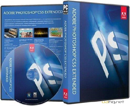 [Portable] Adobe Photoshop CS5 Extended 12.0.4 Final (2011) ENG+RUS