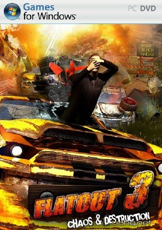 Flatout 3: Chaos & Destruction / Хаос і руйнування (2011/ENG/PC)