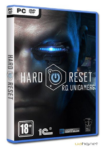 Hard Reset + Update 4 (2011/PC/RePack/Rus) by R.G. UniGamers