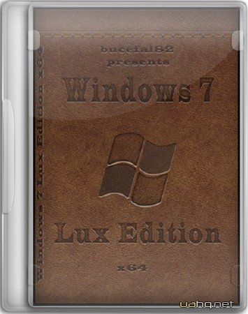 Windows 7 SP1 Lux Edition x64 By Bucefal82 (RUS/2011)