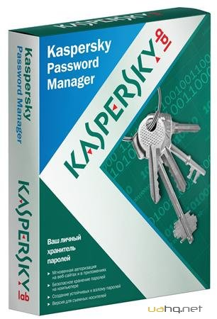 Kaspersky Password Manager 5.0.0.159 (Русский) 2011