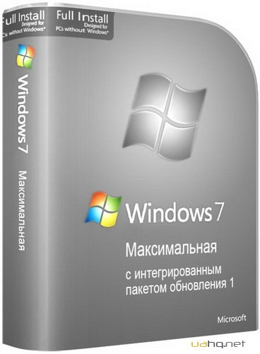 Microsoft Windows 7 Ultimate SP1 Original x86/x64/2012 (2011/RUS/ENG)