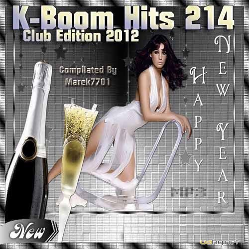 K-Boom Hits 214 Happy New Year 2012 (2011)