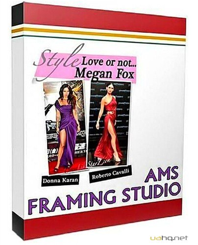 AMS Software Framing Studio 3.67 Portable nz