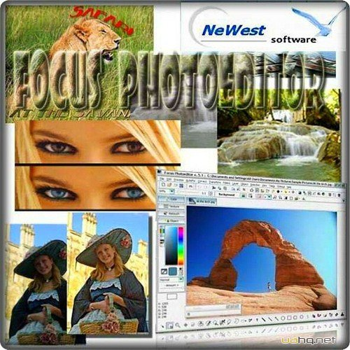 Focus Photoeditor 6.3.9.2 Portable