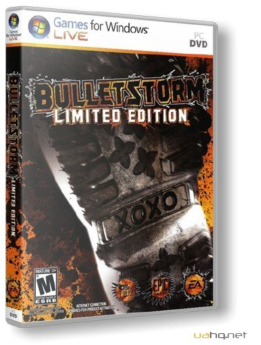 Bulletstorm Limited Edition v1.0.7147 (2011/RUS/ENG/RePack от UltraISO)