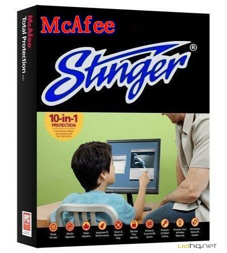 McAfee AVERT Stinger 10.2.0.463 Portable