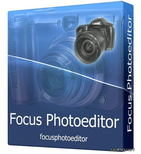 Focus Photoeditor 6.3.9.3 Portable