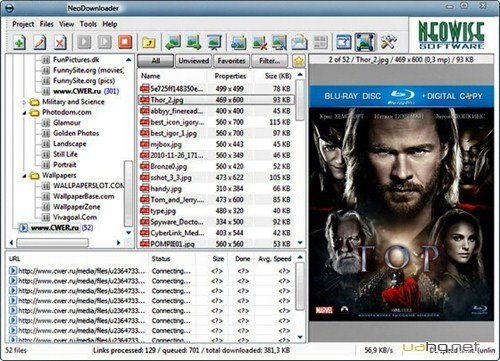 NeoDownloader 2.9 Build 165